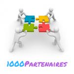 Logo mille partenaires